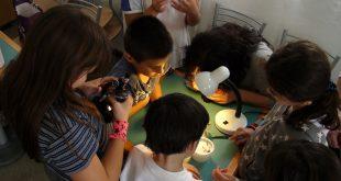 juegos agua niños ciencia