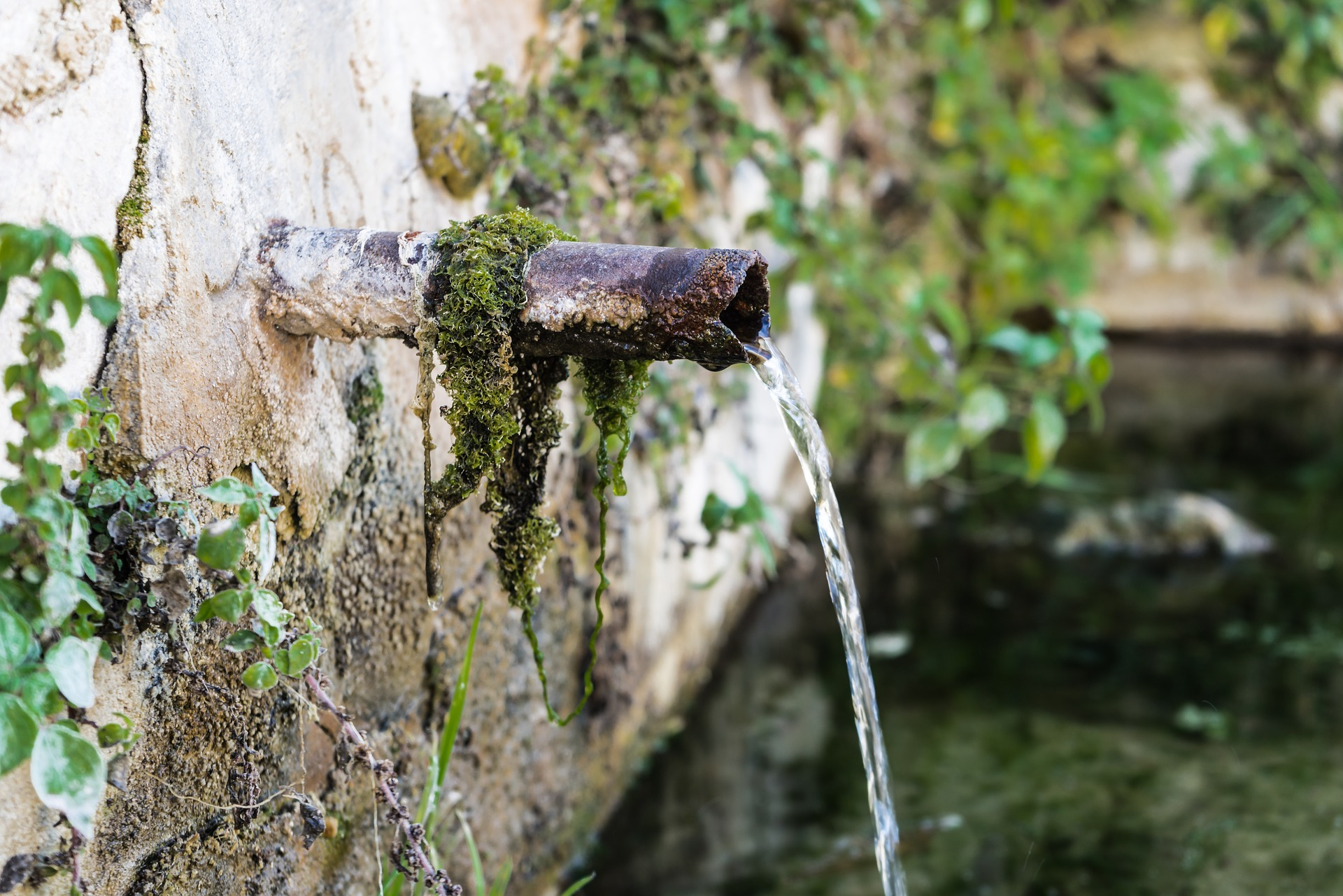 aguas subterráneas sobreexplotación