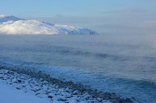 atlantificación en el mar de barents
