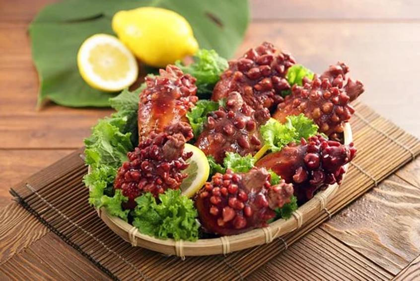 piña marina, una ascidia comestible